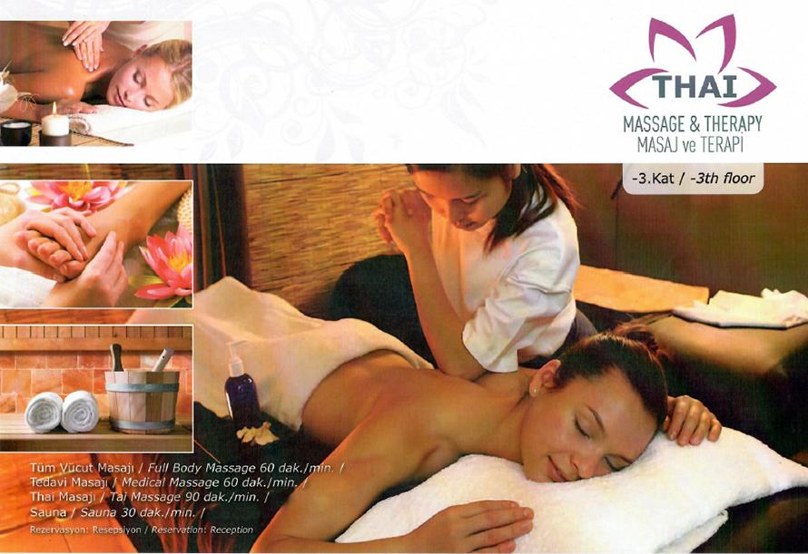 Thai Massage Istanbul
